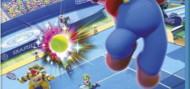 Mario Tennis Ultra Smash s'annonce classique, mais fun !