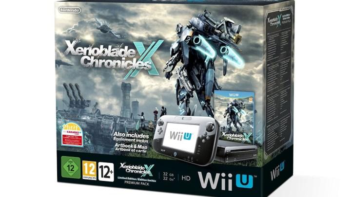 Xenoblade Chronicles X dans le pack Wii U limité ^^ !