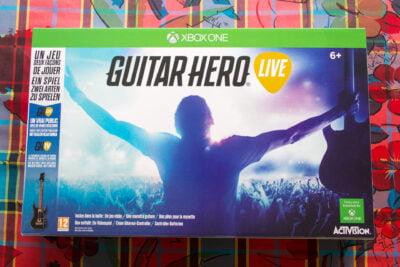 Guitar Hero Live : On unbox', on unbox', on unbox' !