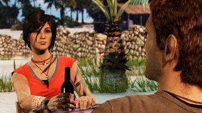 Les scènes d'Uncharted 2 valent elles aussi le détour.