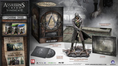 Enfin, l'édition Charging Cross, qu'Ubisoft aurait du vendre partout tout simplement...