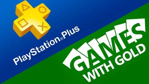 La liste des Games with Gold et des jeux Playstation Plus du mois !