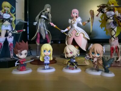Tales of Symphonia Chronicles Collector