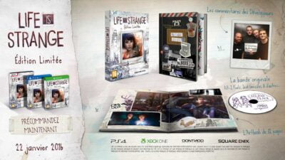 L'édition collector de Life is Strange