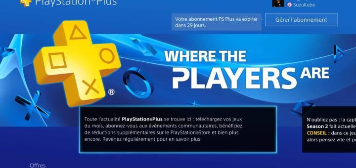 Annuler le renouvellement du Playstation Plus est une vraie plaie.