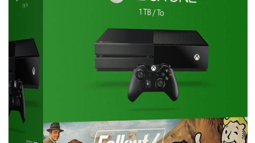 La Xbox One + Fallout 4 + Fallout 3 en promotion chez Amazon !