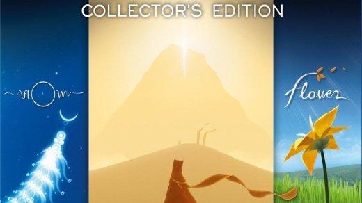 """Journey, dans une édition dite """"collector"""". Je suis curieux de voir ça !"""