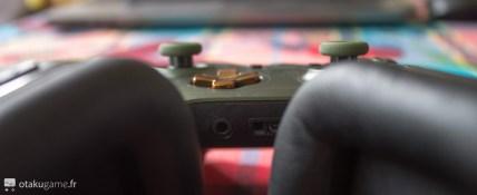La fameuse prise jack 3.5 des nouvelles manettes Xbox One