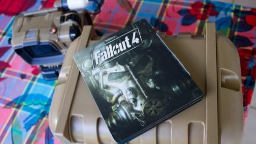 Unboxing de Fallout 4, dans son édition collector !