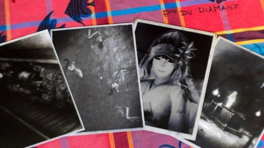 Project Zero 5 est vendu avec 4 cartes postales très intriguante... Je vais en faire des photocopies et faire flipper tout mon immeuble !
