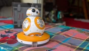 Il faut l'avouer, Sphero BB-8 est juste craquant !
