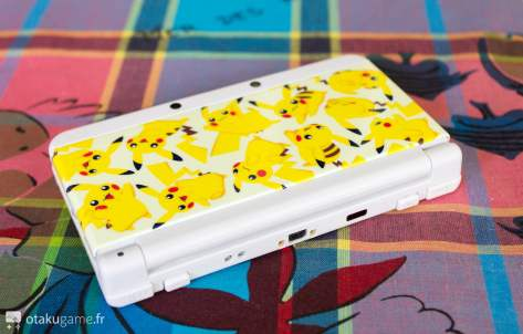 Coque New 3DS Pikachu n°22