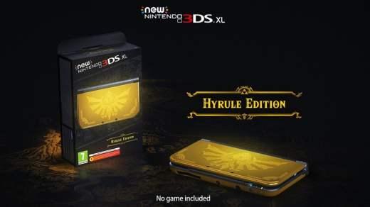 La Hyrule Edition est vraiment magnifique... Comme toutes les éditions collector Zelda ;) !