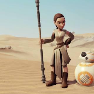 Disney Infinity x Star Wars le Réveil de la force !