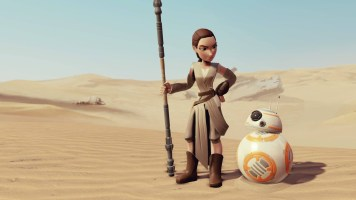 Disney Infinity x Star Wars le Réveil de la force !