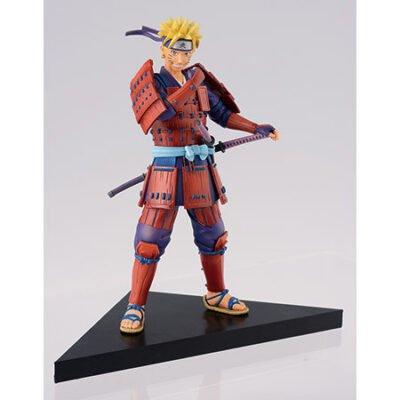 La fameuse figurine Samuraï de Naruto.