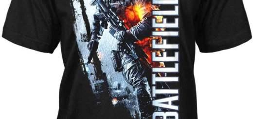 2€30 un T-Shirt Battlefield 4, c'est donné !