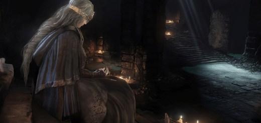 Dark Souls 3 et son ambiance si particulière...