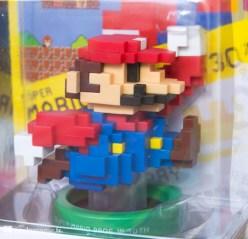 L'Amiibo Super Mario Bros Classic Colors