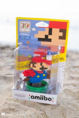 Bon bah... Le déballage d'Amiibo à la plage, c'est fait. Quel est le prochain challenge ?