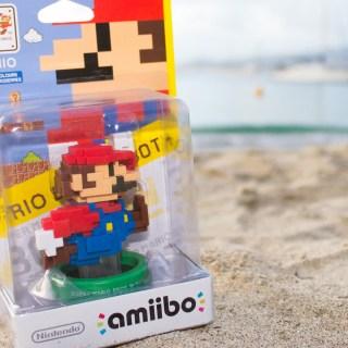 Peut-on vraiment faire un déballage d'Amiibo à la plage ? Challenge accepté !