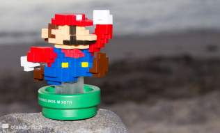 L'Amiibo Super Mario Bros Classic Colors
