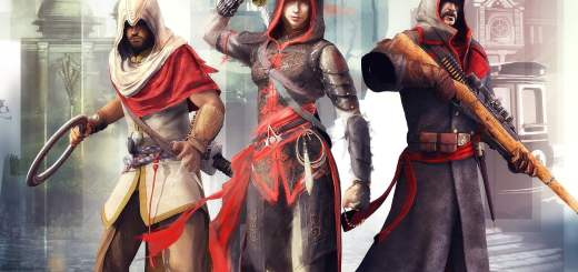 La trilogie Assassin's Creed Chronicles, en 2.5D !