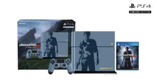 La PS4 édition collector Uncharted 4