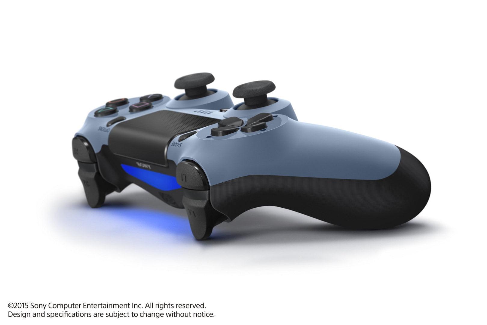 La manette de la PS4 édition collector Uncharted 4