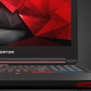 l'Acer Predator G9 est vraiment une belle bête !