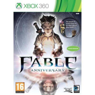 Voir Fable Anniversary sur Cdiscount.com