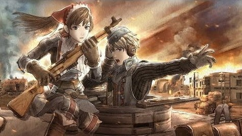 Valkyria Chronicles sur PS4