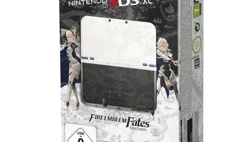La new 3DS édition collector Fire Emblem en précommande !