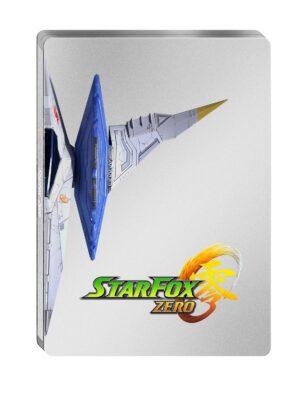 Steelbook Starfox Zero exclusif à cette édition