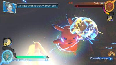 Pikachu, attaque Shoryuken !
