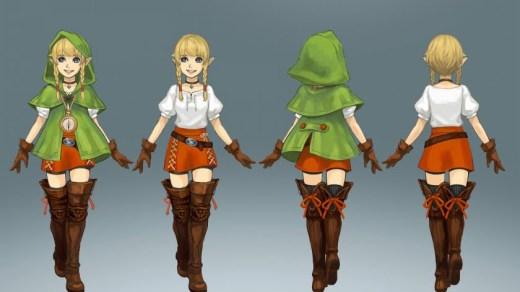 Pas besoin d'acheter la version 3DS du jeu pour avoir Linkle !