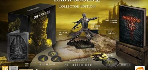 Dark Souls III en édition collector sur Xbox One
