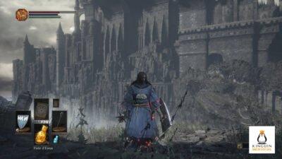 Les paysages de Dark Souls III Sont somptueux !