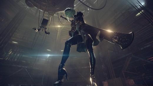 Nier Automata me fait déjà fantasmer avec sa D.A. et son charadesign de folie !