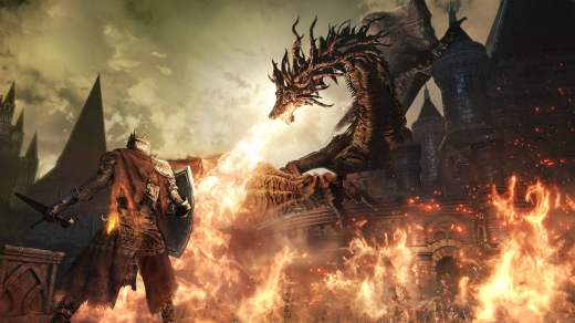 C'est l'heure du Farm dans Dark Souls 3 !