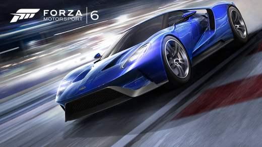 Forza 6 reste un excellent jeu de voiture !