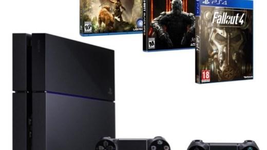 Un super pack PS4 en promotion