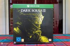 Dark Souls III édition collector : Le packaging