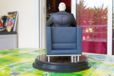 La figurine Agent 47 de l'édition collector d'Hitman 2016