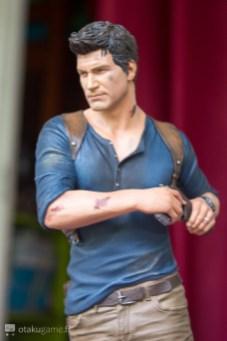Figurine de Drake (Collector Uncharted 4 )