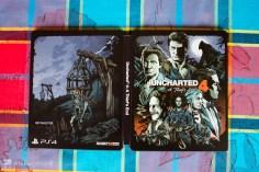 Steelbook Uncharted 4 Collector