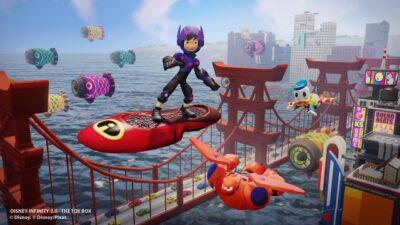 Disney Infinity n'a pas pu compter sur Big Hero 6 pour remonter la pente...