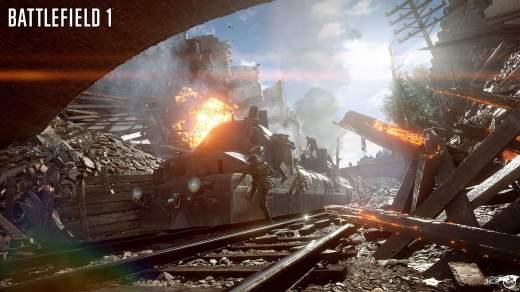 Battlefield 1 envoie du lourd !