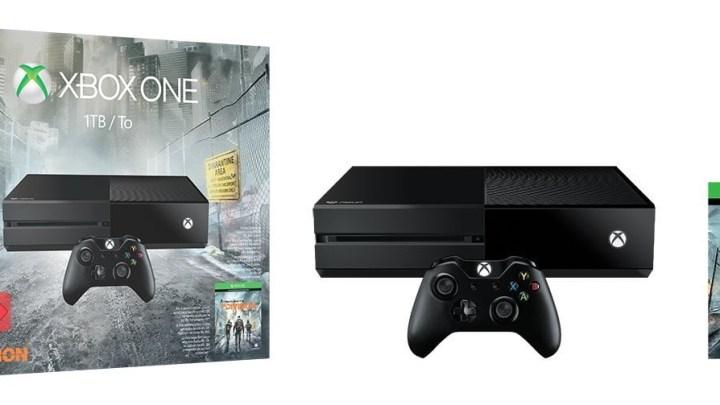 La Xbox One + The Division est en soldes !