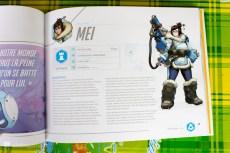 Photos de l'Artbook d'Overwatch